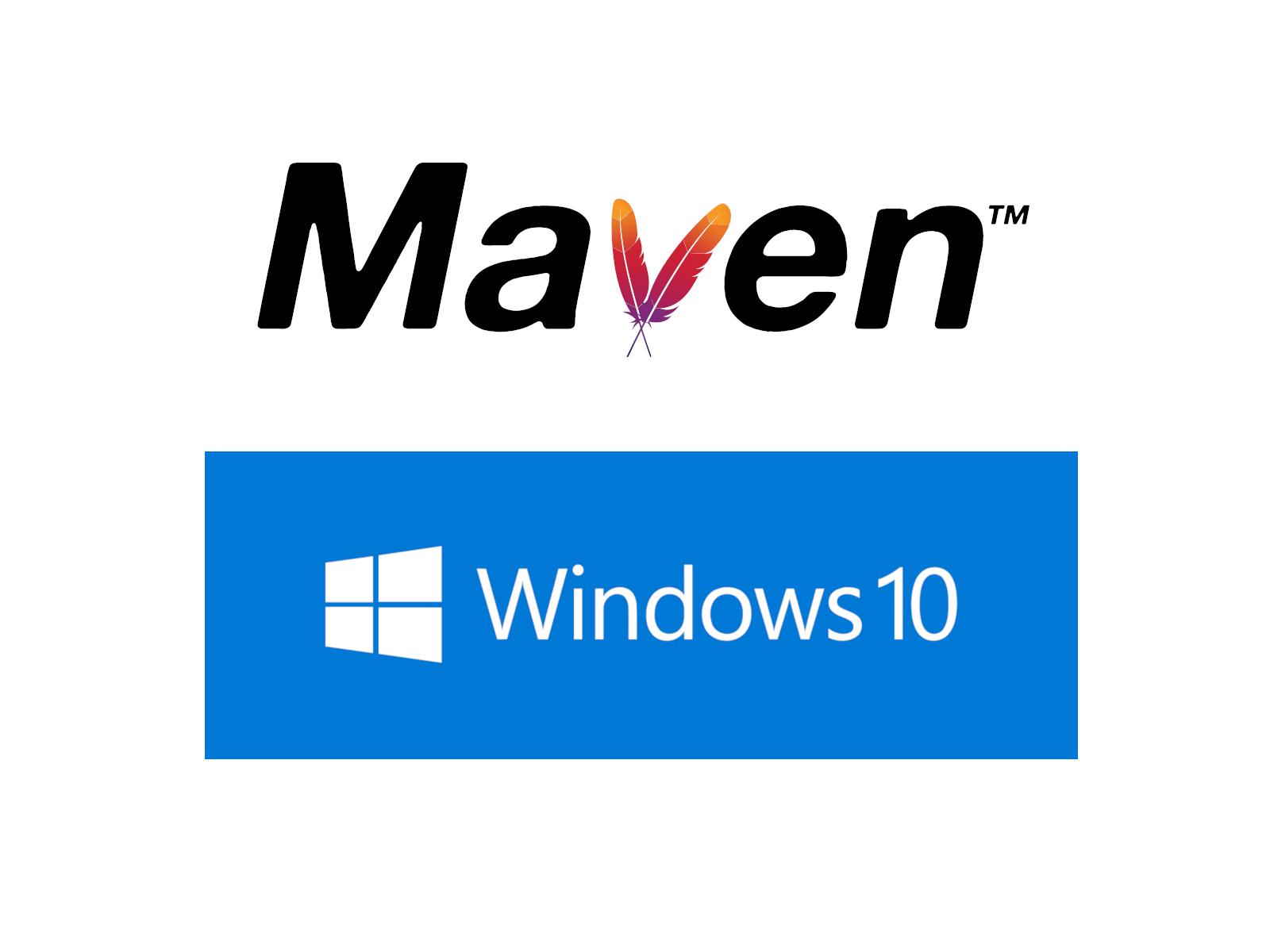 Apache Maven на Windows 10